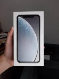 IPhone XR, Branco, 64gb, 3 RAM