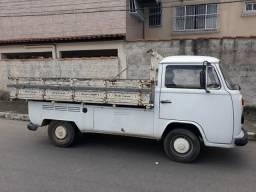 Kombi caminhonete