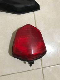 Lanterna traseira da 160
