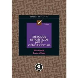 Livro métodos estatísticos para as ciências sociais