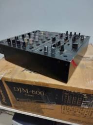 Mixer DJM 600 (Série ouro)