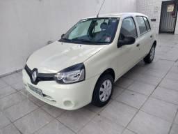 Renault Clio 1.0 2014 - Único Dono
