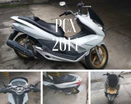 Moto PCX 2014 Branca