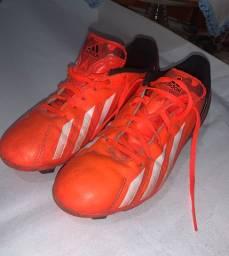 Chuteiras Adidas e Puma n37