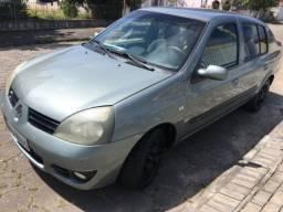 Clio Sedan 2008 1.6 16v - Abaixo da fipe