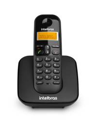 Telefone sem fio digital intelbras LACRADO