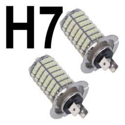 Lampada h7 led valor do par
