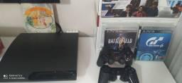Vendo PS3, aceito pd4 na troca