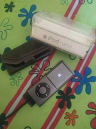Long Mormaii e iPod nano