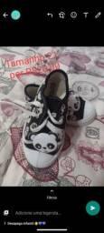 Sapato infantil unissex