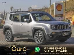 Título do anúncio: Jeep Renegade Longitude 1.8 4x2 Flex 16V Aut. 2019 *Impecável* Novíssimo*