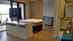 Apartamento para alugar com 1 dormitórios em Vila madalena, São paulo cod:639752