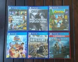 Top games de PS4