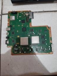 DEFEITO .Placa Mãe PS3 SLIM (BLACKOUT)