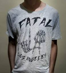 camiseta fatal surf los angeles