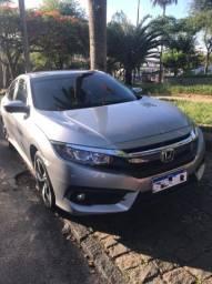Civic EXL 18/18 na garantia com 30.000km