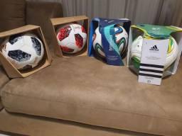 Bolas oficiais copa do mundo e confederações