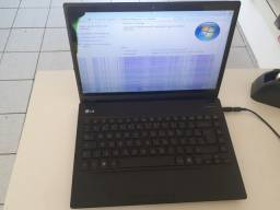 Notebook LG Core i3 - retirada de peças