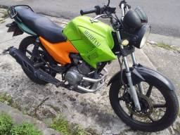 Moto padronizada