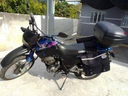 Moto Yamaha xt600