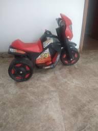 Moto elétrica 6v