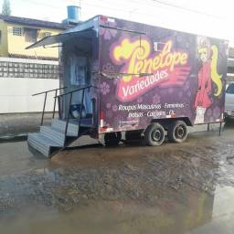 Truck Loja de Roupa Revenda