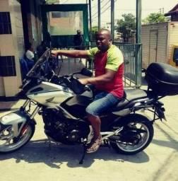 Trabalho de motoboy