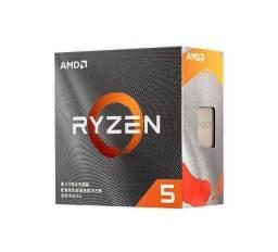 Processador AMD Ryzen 5 3500X Hexa-Core 3.6GHz (4.1GHz Turbo)- NOVO