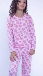 Pijama Infantil fem e masc.