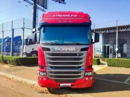 Caminhão Scania R 440 Streamline, Highline 6x2 2016