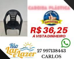 Cadeiras Plástica Com Braço