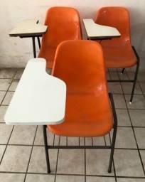 Cadeira Estudante Madeira Ferro Mesa