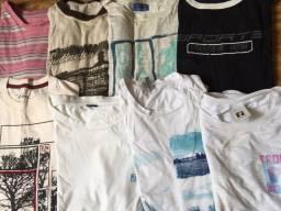 Camisa e Bermudas