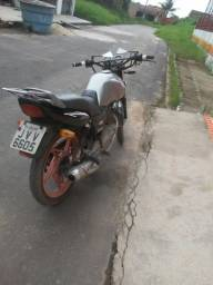 Moto suzuk 125
