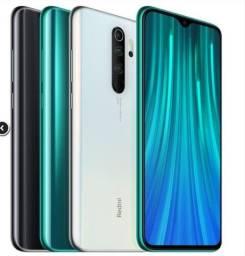 xiaomi redmi note 8 pro 128/6gb android câmera 64 lacrados