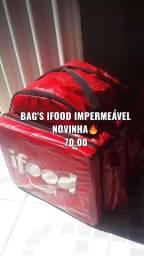 Bags nova impermeável com o isopor novo
