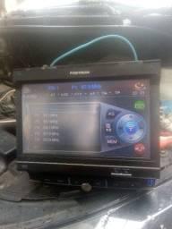 Pósitron DVD USB Aux CD