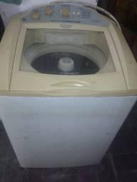Maquina de lavar GE 15 kg funcionanado.