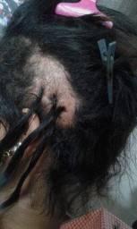 Sou megarrista e cabeleireira