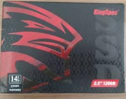 Ssd 120 gb KingSpec 170,00