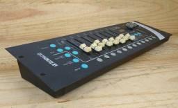 Mesa DMX controladora de Iluminação