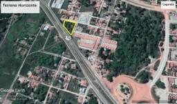 Terreno BR 116 em Horizonte com 3.468 m² - Perto da fábrica Troller