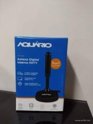 Antena Digital Interna Aquário
