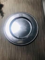Souplast Jhon Somers - banho de prata - estanho