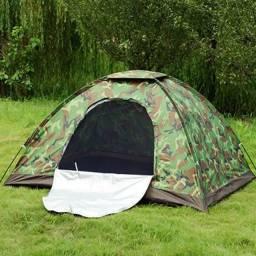 Barraca 4 Lugares Pessoas Camping Mor Iglu Acampar