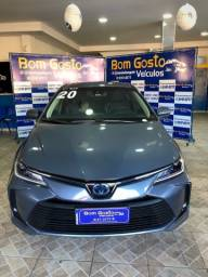 Título do anúncio: Corolla 1.8 Hybrid Altis CVT 2020