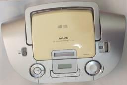 Rádio FM Soundmachine Philips AZ1133 (não toca CD)