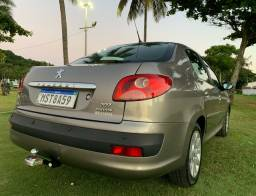 Peugeot 207 1.6 XR Passion Automático Top! Kitgás geração 5 Legalizado! Placa Nova!