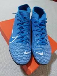 Chuteira Society Nike Mercurial Superfly 7 Club TF