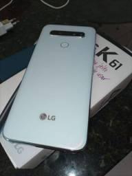 LG K61 128 Gigas poucos meses de uso